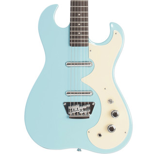 Silvertone 1449 Electric Guitar, Daphne Blue
