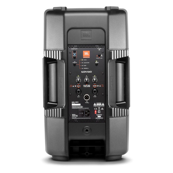 JBL EON610 10'' Active PA Speaker with Bluetooth