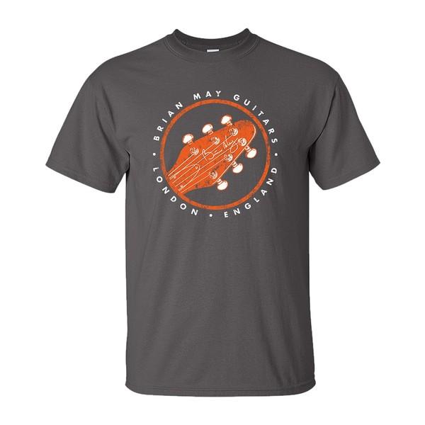 Brian May Guitars Logo T Shirt