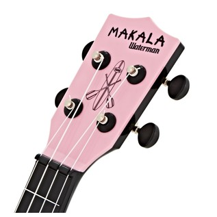 Makala Waterman MK-SWB/PK Soprano Ukulele, Soft Pink