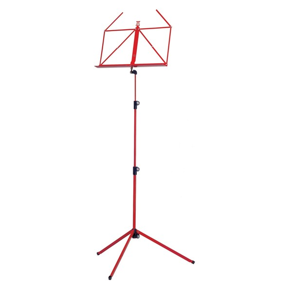 K&M Elegant Music Stand, Red