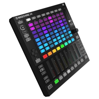 Native Instruments Maschine Jam - Side View