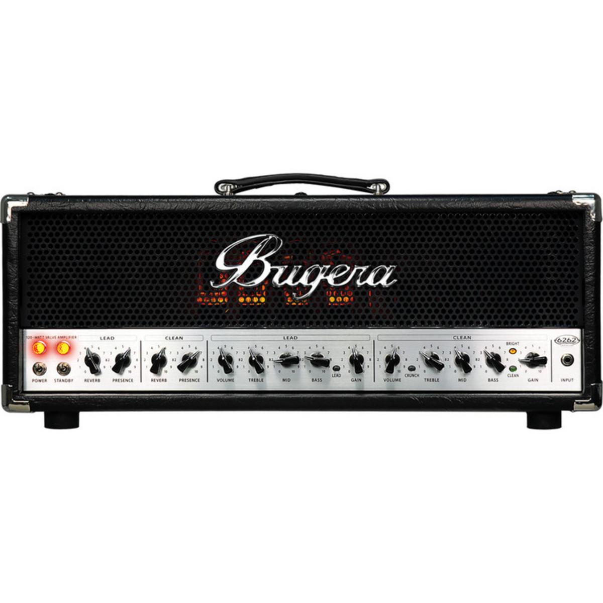Bugera 6262 Infinium : bugera 6262 infinium 120 watt valve amp head b stock at gear4music ~ Hamham.info Haus und Dekorationen