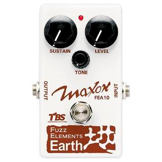 Maxon FEA10 Fuzz Elements Earth Pedal