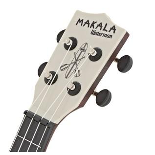 Makala Waterman MK-SWS/RD Soprano Ukulele, Swirl Red