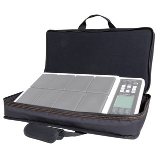 Roland Black Series Octapad Bag- Open (Octapad Not Included)