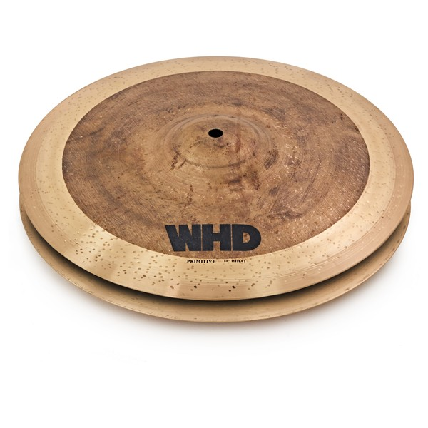 """WHD Primitive 14"""" Hi Hat Cymbals"""