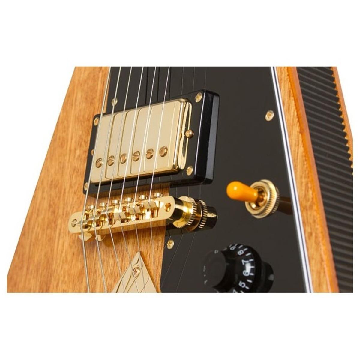 epiphone korina flying v ltd natural at gear4music. Black Bedroom Furniture Sets. Home Design Ideas