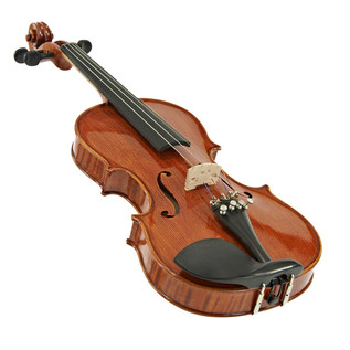 Deluxe 3/4 Size Violin by Gear4music