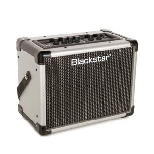 Blackstar ID:Core 10 Stereo Version 2, 10 Watt Combo Amp, Silver