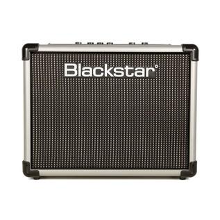 Blackstar ID:Core 20 Stereo Version 2, 20 Watt Combo Amp, Silver