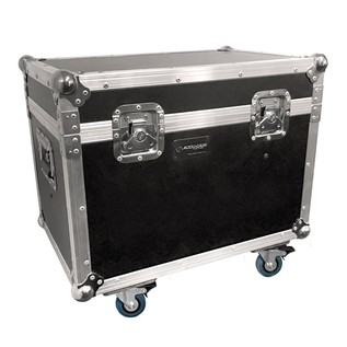 ADJ Touring Case 2x Crazy 8