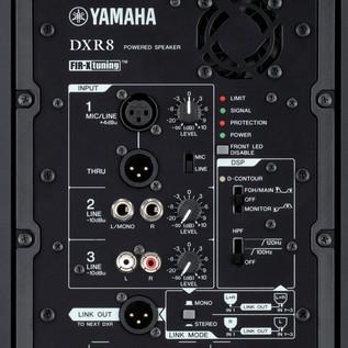 Yamaha DXR8 8'' 2-way Active Loudspeaker