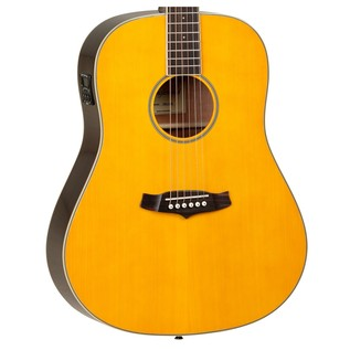 Tanglewood Java Exotic Slope Shoulder Dreadnought Acoustic Guitar