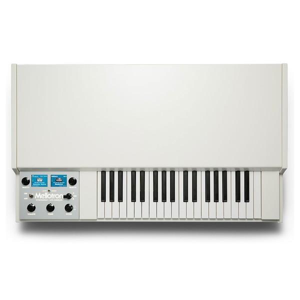 Mellotron M4000D, White - Top