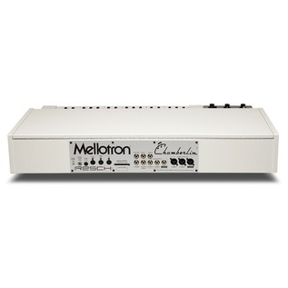 Mellotron M4000D, White - Rear 2