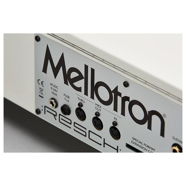 Mellotron M4000D, White - Detail 13