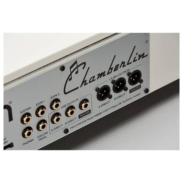 Mellotron M4000D, White - Detail 14