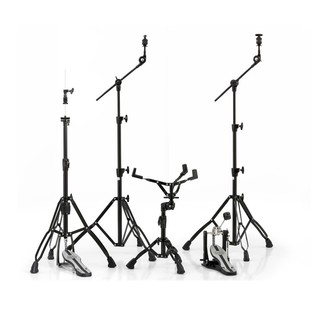 Mapex Mars HP6005EB Black Plated 5-Piece Hardware Pack
