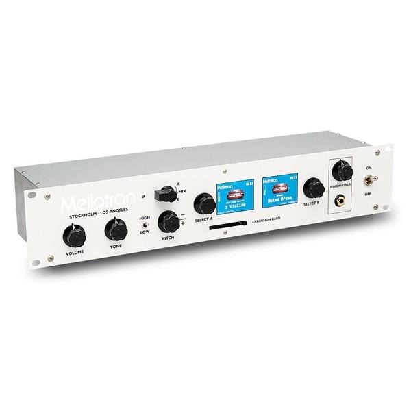Mellotron M4000D Rack - Angled