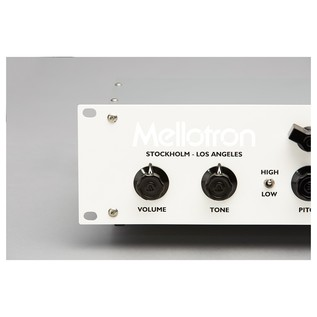 Mellotron M4000D Rack - Detail 2