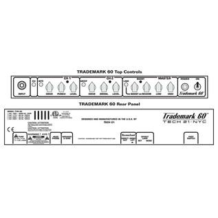 Tech 21 Trademark 60/112 Guitar Amp