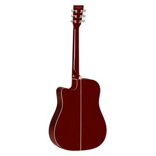 Tanglewood TW5 Dreadnought Cutaway Electro Acoustic Guitar, Red