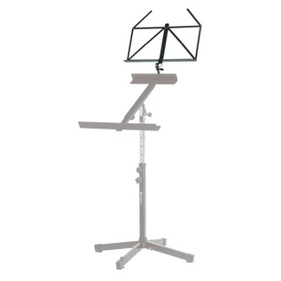 K&M Music Holder for Dulcimer Stand