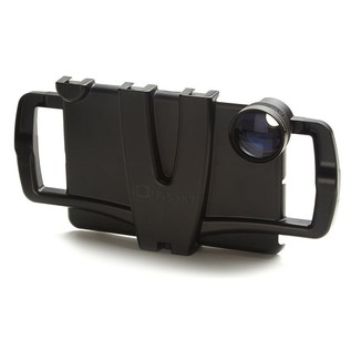 iOgrapher Case for iPad 2/3/4 - Rear Angled (Lens Not Included)