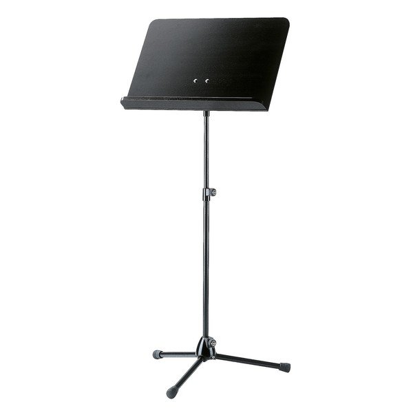 K&M Wooden Orchestra Music Stand