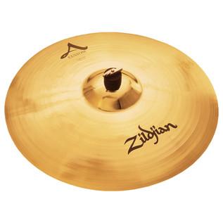 Zildjian A Custom 20'' Crash Cymbal, Brilliant Finish