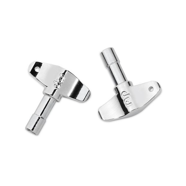 DW Standard Drum Key (2 Pack), Clamshell - Main Image