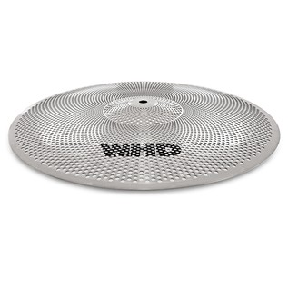 WHD Practice Drum Heads and Cymbals - Rock Tom Pack