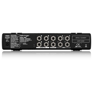 Behringer AMP800 MINIAMP Headphone Amp