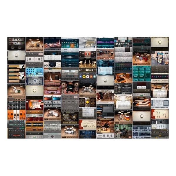 Native Instruments Maschine Studio with Komplete 11 ULT, Black - Komplete 11 ULT Screenshots