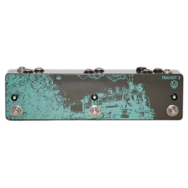 Walrus Audio Transit 3 Clickless