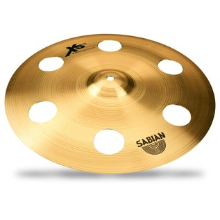 Sabian XS20 16'' O-Zone Cymbal with Free Cymbal Bag
