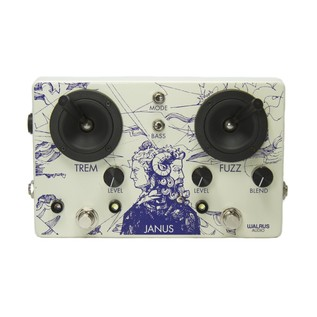 Walrus Audio Janus Tremolo and Fuzz