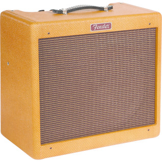 Fender Blues Junior LTD Combo Amp, Lag Tweed