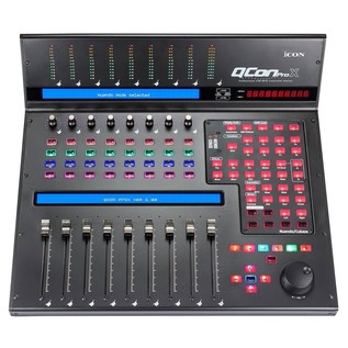 Icon QCon Pro X - DAW Controller - Top