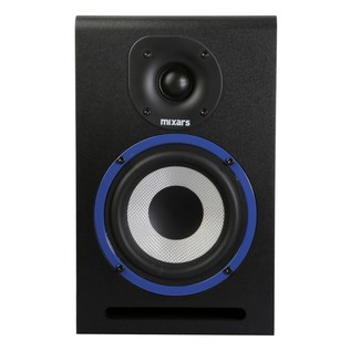 Mixars MXM5 Studio Monitors with Stands - Front