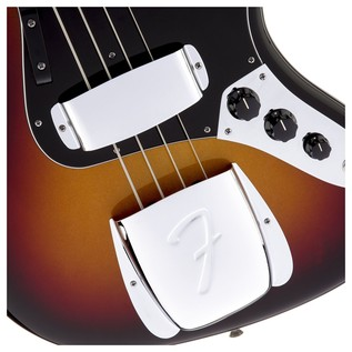 Fender American Vintage 74 Jazz Bass, 3-Colour Sunburst
