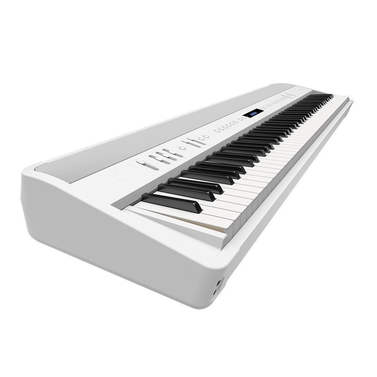 Roland FP-90 Digital Piano. Loading zoom  sc 1 st  Gear4music & Roland FP-90 Digital Piano with Stand Stool and Headphones White ... islam-shia.org