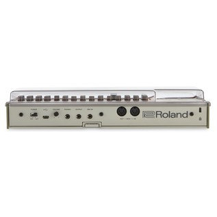 Decksaver Roland Boutique TR-09 and TB-03 Cover - TR-09 Rear