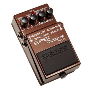 Boss OC-3 Super Octave Guitar Effects