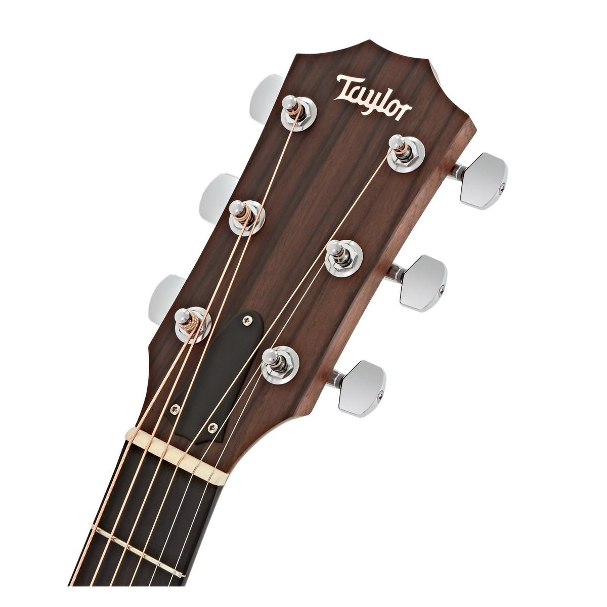 taylor 114ce grand auditorium electro acoustic guitar natural at. Black Bedroom Furniture Sets. Home Design Ideas