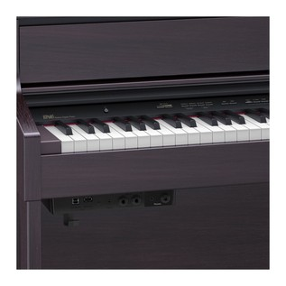 Roland HP605 Piano Inputs