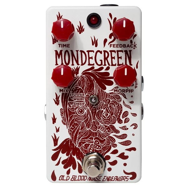 Old Blood Noise Endeavors Mondegreen Modulation Delay