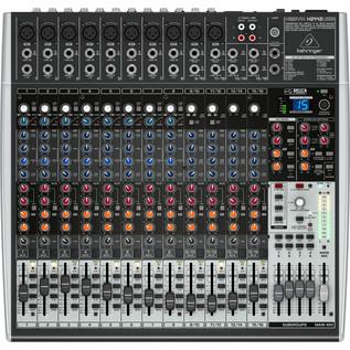Behringer Xenyx X2442USB Mixer - Top View