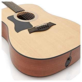 Taylor 150e 12 String Electro Acoustic Guitar, Left Handed